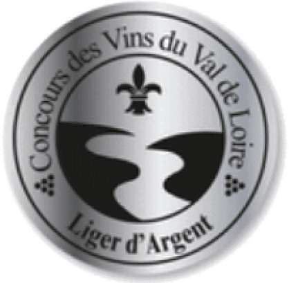 Silver medal obtained on our 2019 rosé!